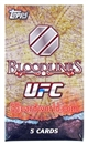 2013 Topps UFC Bloodlines Hobby Mini-Box (Pack)