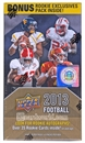 2013 Upper Deck Football 8-Pack Box (1 Bonus Rookie Exclusives Pack & 1 RG3 College Heroes Insert Per Box)!