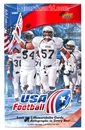 2013 Upper Deck USA Football Hobby Box