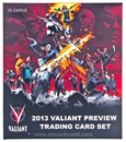 Valiant Comic Trading Card Set (Rittenhouse 2013)