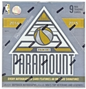 2014/15 Panini Paramount Basketball 5-Box Case- DACW Live at National 30 Spot Random Team Break #1