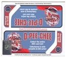 2014/15 Upper Deck O-Pee-Chee Hockey Retail 36 Pack Box
