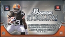 2012 Bowman Sterling Football Hobby Box - LUCK & WILSON ROOKIES