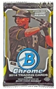 2014 Bowman Chrome Baseball Hobby Pack