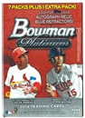2014 Bowman Platinum Baseball 8-Pack Box