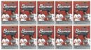 2014 Bowman Platinum Baseball 8-Pack Box (Lot of 10)