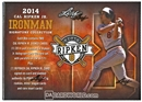 2014 Leaf Cal Ripken Ironman Signature Collection Baseball Hobby Box