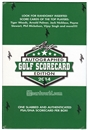 2014 Leaf Autographed Scorecard Edition Golf Hobby Box (Pack)