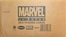 Marvel Universe Trading Cards 12-Box Case (Rittenhouse 2014)