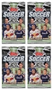 Image for  4x 2014 Topps MLS Major League Soccer Retail Pack