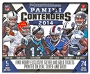 2014 Panini Contenders Football 12-Box Hobby Case - DACW Live 32 Spot Random Team Break #3