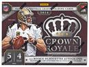 2014 Panini Crown Royale Football TWO Hobby Case - DACW Live 32 Spot Random Team Break #2