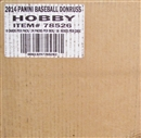 2014 Panini Donruss Baseball Hobby 16-Box Case