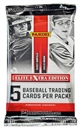 Image for  10x 2014 Panini Elite Extra Edition Baseball Hobby Pack