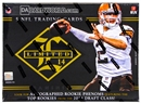 2014 Panini Limited Football Hobby 15-Box Case - DACW Live 30 Team Random Case Break #2