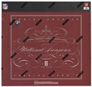 2014 Panini National Treasures Football 4-Box Case - DACW Live at National 32 Random Team Break #1