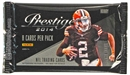 2014 Panini Prestige Football Hobby Pack
