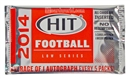 2014 Sage Hit Low Series Football Hobby Pack
