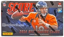 2014 Score Football 24-Pack Box