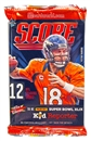 2014 Score Football 24-Pack Lot (Same as Box)