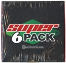 2014 Super Box Super 6-Pack Rookies & Phenoms Baseball Hobby Box