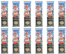 2014 Topps Series 1 Baseball Jumbo Rack Pack (Lot of 12) (432 Cards!)