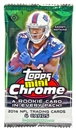 2014 Topps Chrome Mini Football Hobby Pack