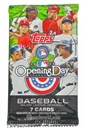 2014 Topps Opening Day Baseball Pack