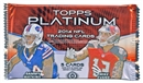2014 Topps Platinum Football Hobby Pack