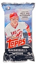 2014 Topps Series 1 Baseball Jumbo Pack