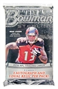 2014 Bowman Sterling Football Hobby Pack