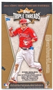 2014 Topps Triple Threads Baseball Hobby Mini-Box