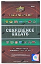 2014 Upper Deck Conference Greats Football Hobby Box