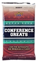 2014 Upper Deck Conference Greats Football Hobby Pack