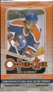 12x 2011/12 Upper Deck O-Pee-Chee Hockey Retail Pack