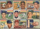 1956 Topps Starter Set (167 Different) EX+