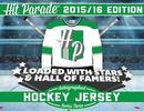 2015/16 Hit Parade Autographed Hockey Jersey Hobby Box Series 3 - Sidney Crosby & Selanne Signed Jerseys !!!!