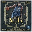 2015/16 Panini Noir Basketball Hobby Box