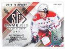 2015/16 Upper Deck SP Game Used Hockey Hobby 10-Box Case- DACW Live 30 Spot Random Team Break