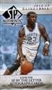 8x 2012/13 Upper Deck SP Authentic Basketball Hobby Pack
