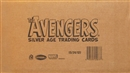Marvel: The Avengers Silver Age Trading Cards Hobby 12-Box Case (Rittenhouse 2015)