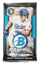2015 Bowman Chrome Baseball Hobby Pack
