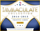 2014/15 Panini Immaculate Basketball Hobby 5-Box Case (Presell)