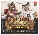 2015 Panini Contenders Draft Picks Football Hobby Box