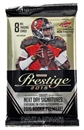 2015 Panini Prestige Football Hobby Pack