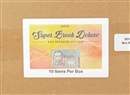 2015 Super Break Super Deluxe Box Breakers Edition Box