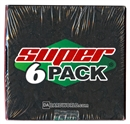 2015 Super Break Super 6 Pack Spring Training Edition Baseball Hobby Box