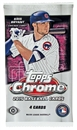2015 Topps Chrome Baseball Hobby Pack