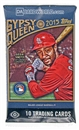 2015 Topps Gypsy Queen Baseball Hobby Pack