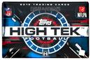 2015 Topps High Tek Football Hobby TWO 12-Box Case- DACW Live 30 Spot Random Team Break #7